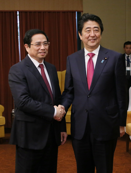 Visit to Viet Nam: Second Day (The Prime Minister in Action ...